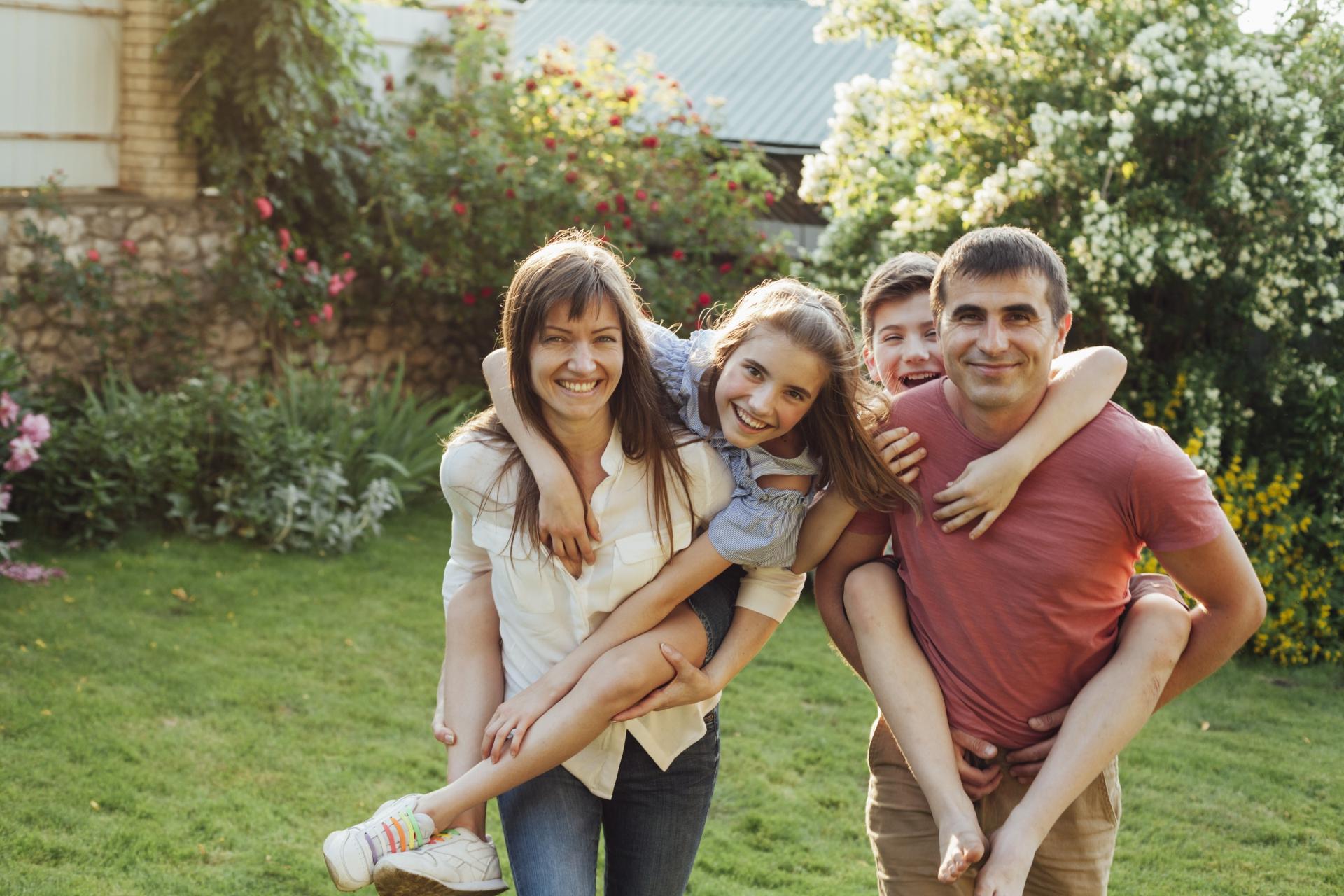 15. května je Mezinárodní den rodiny!