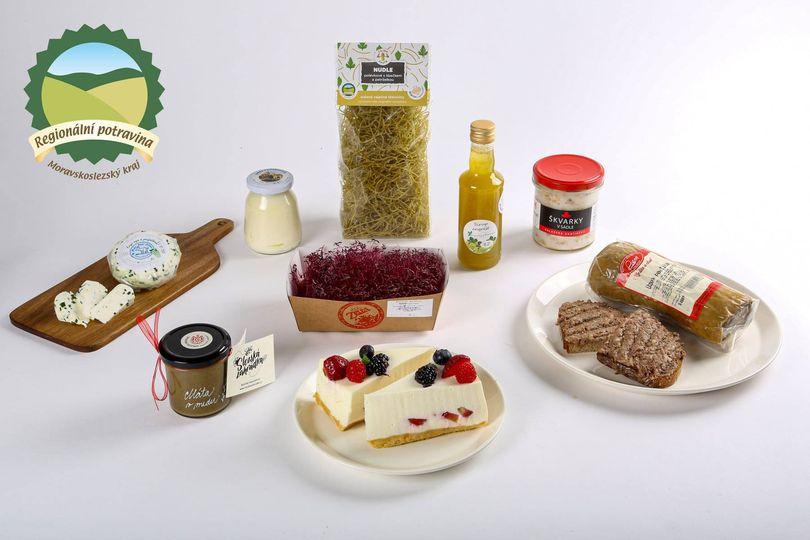 Škvarky v sádle navrženy na značku Regionální potravina!